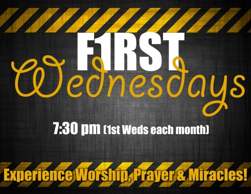 First Wednesday @ The Point Church
