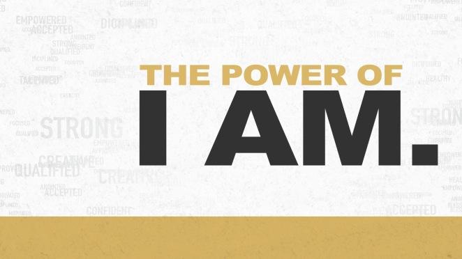 Power of I Am Joel Osteen Todd Bishop