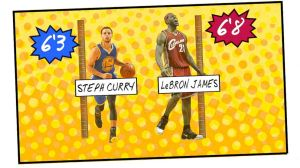 NBA Finals 2016 Curry Lebron